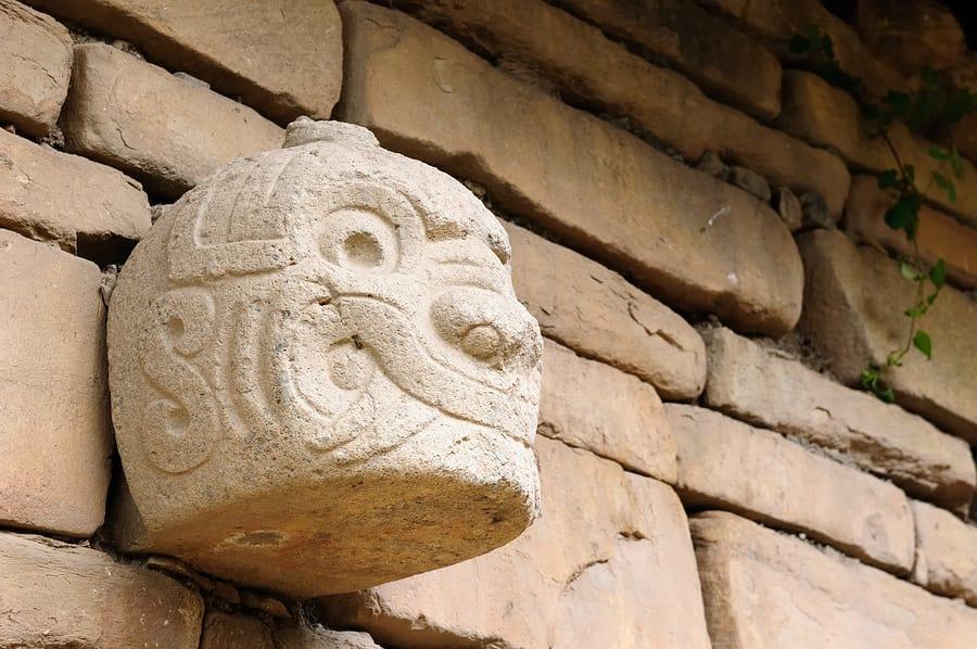 Cabeça clava, outra curiosidade a conhecer durante seu mochilão pelo Peru