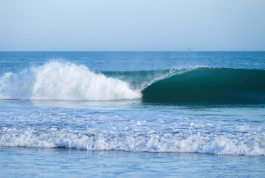 O Peru também é bom para surfar