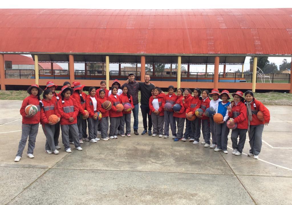 Opción de trabajo voluntario en América del Sur: Perú Perú Volunteering