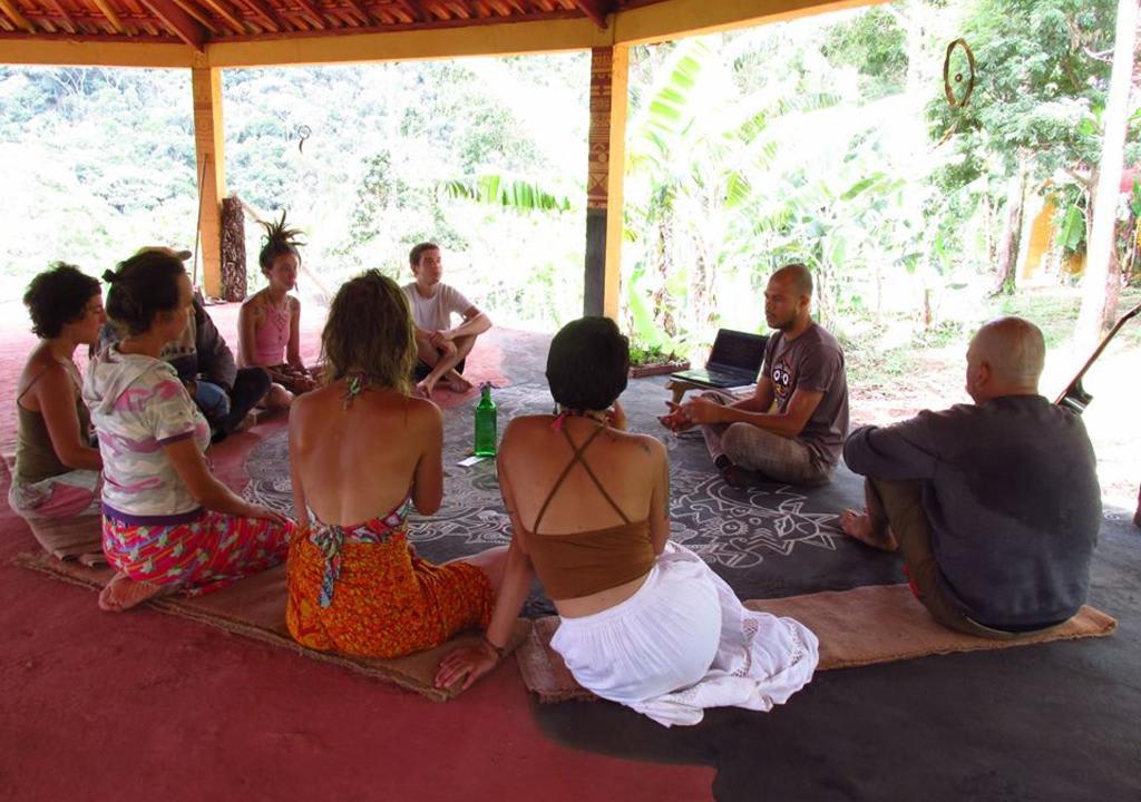 Projeto Vrinda Bhumi em Minas Gerais, Brasil