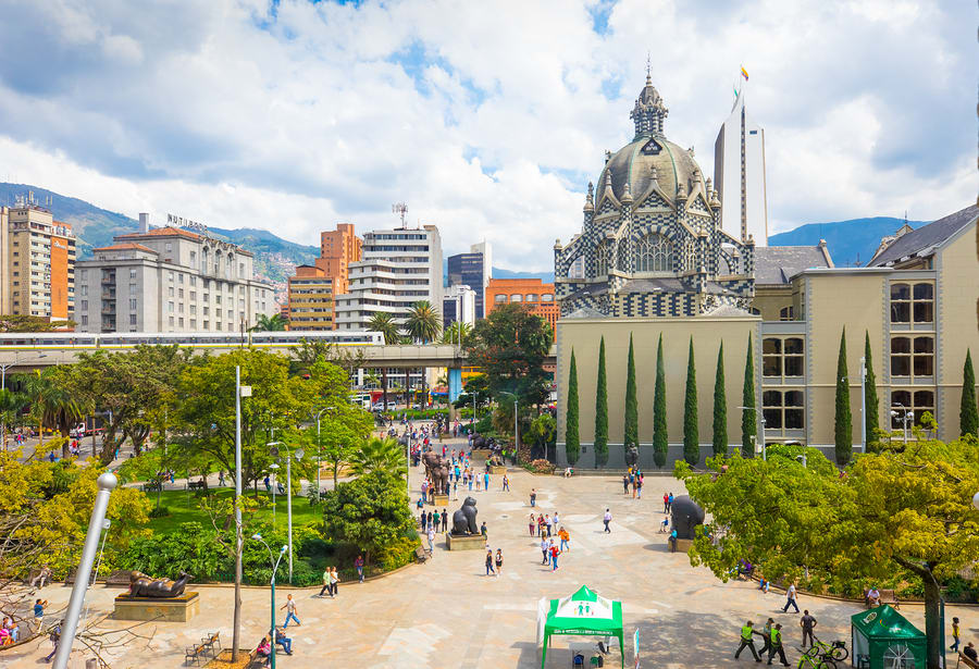 Praça Botero