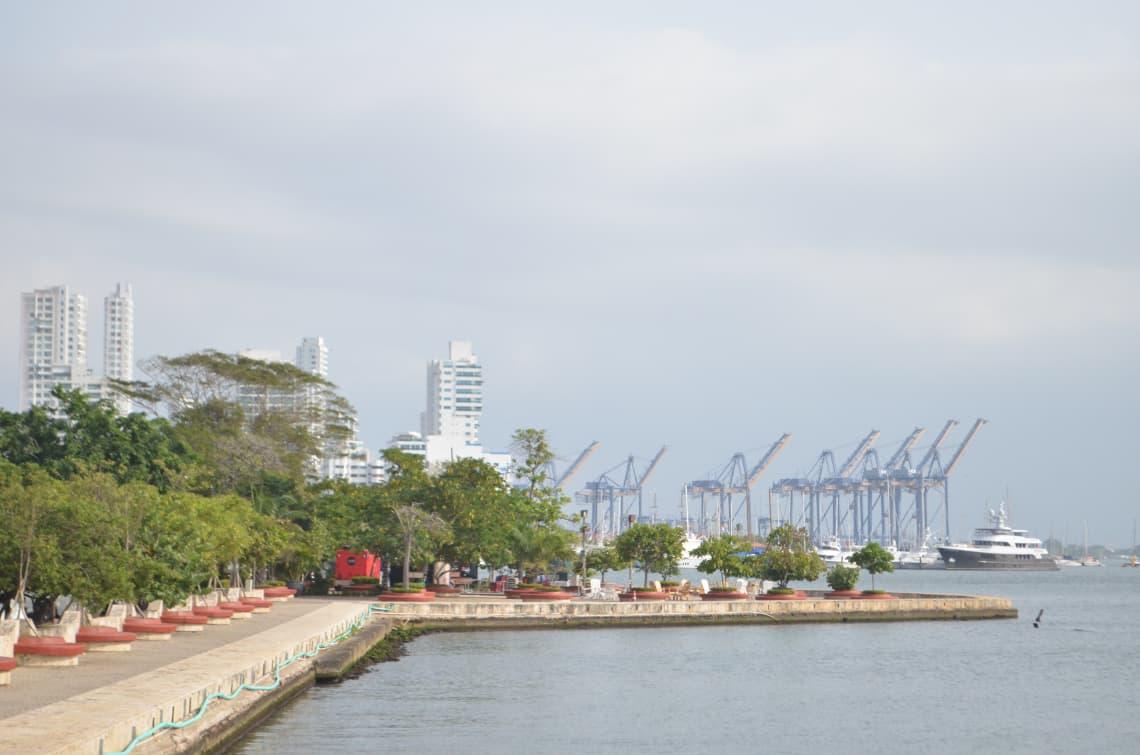 Porto de Cartagena