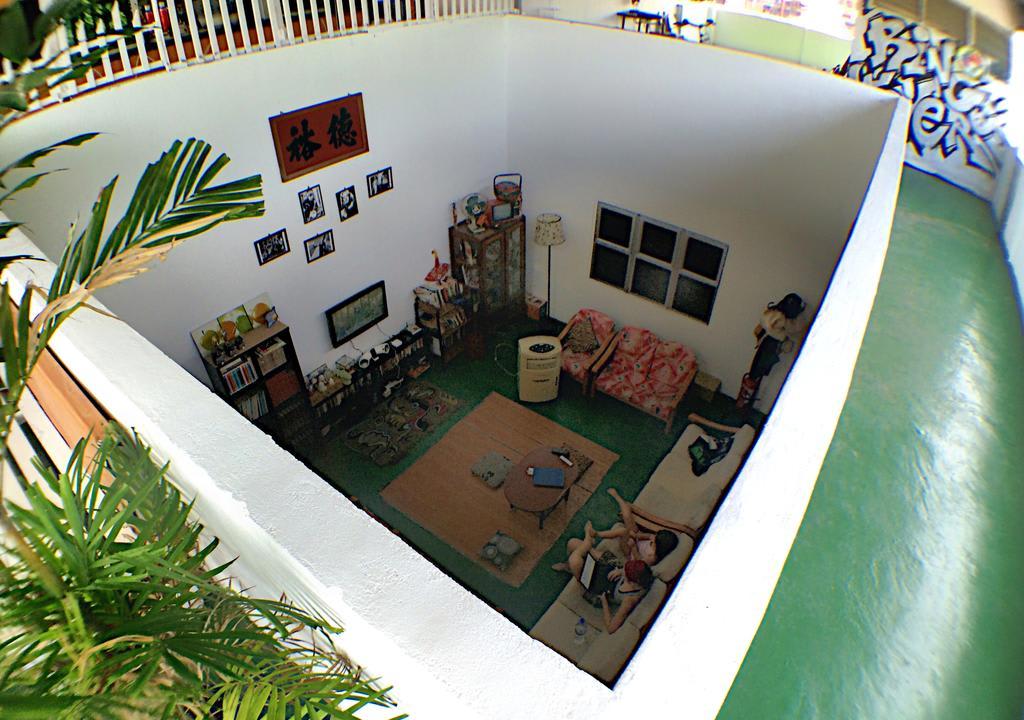 Sala do Ringo's Foyer