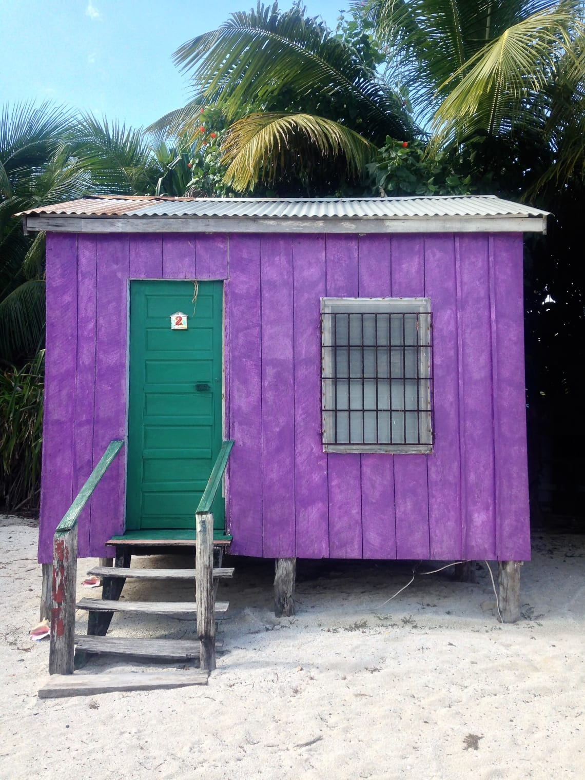 IlhaCaye Caulker, Belize