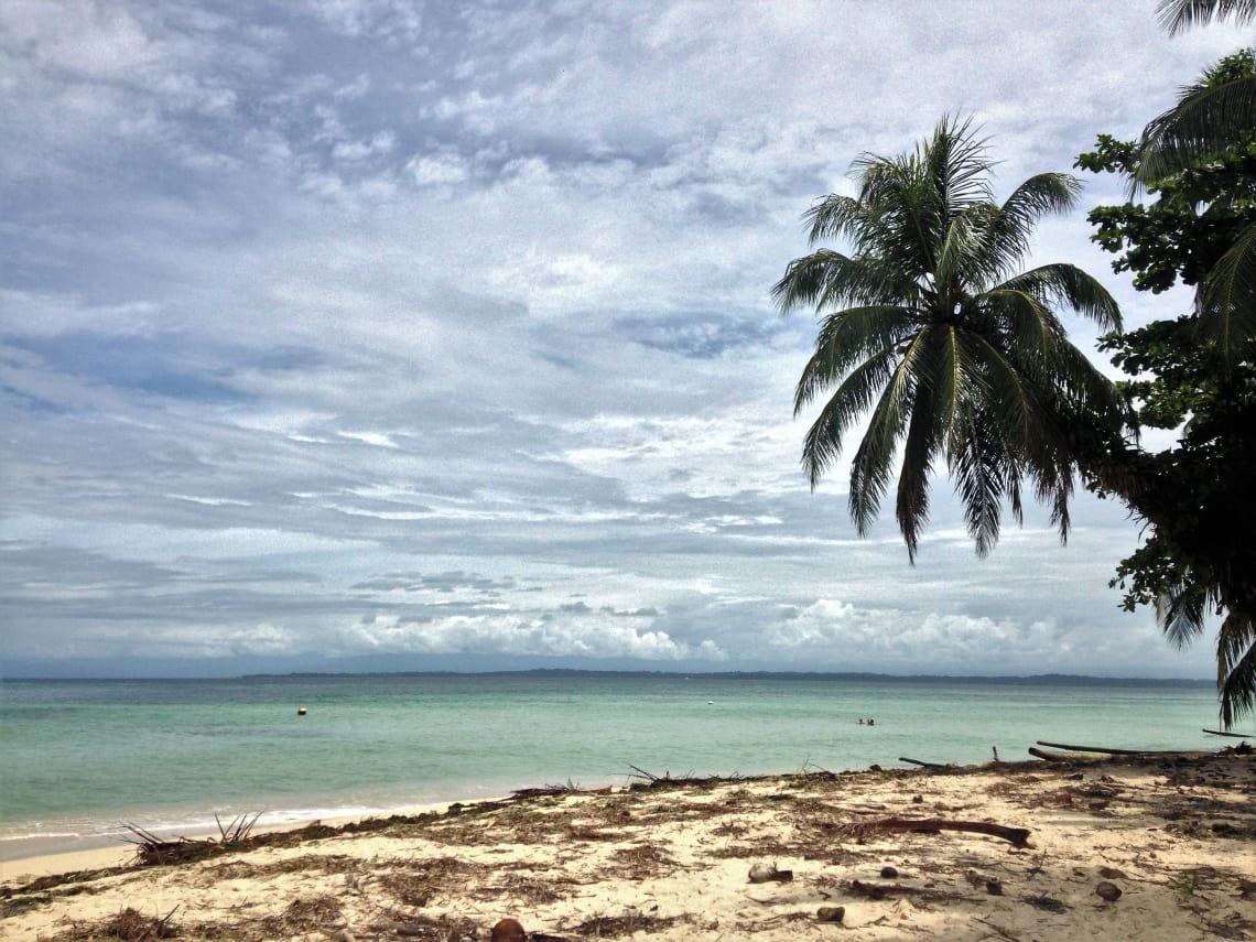 Cayo Zapatilla, Bocas del Toro, Panamá