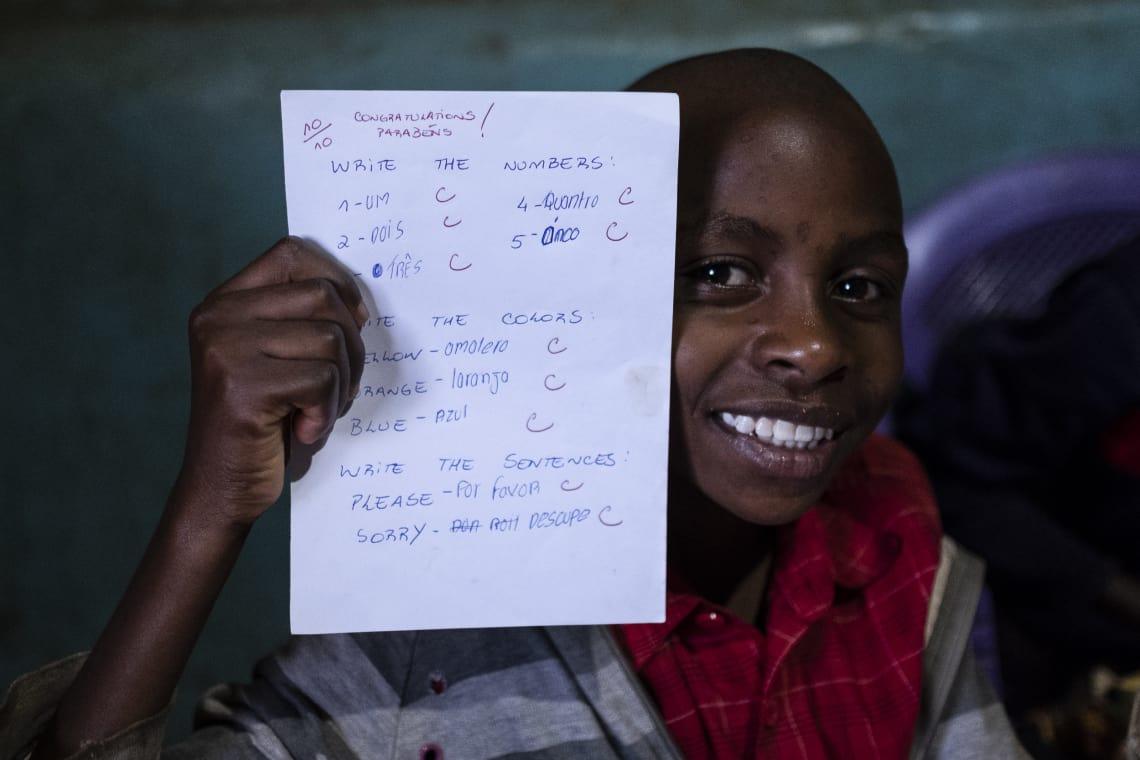 Mi trabajo voluntario en proyectos sociales de Africa con Worldpackers