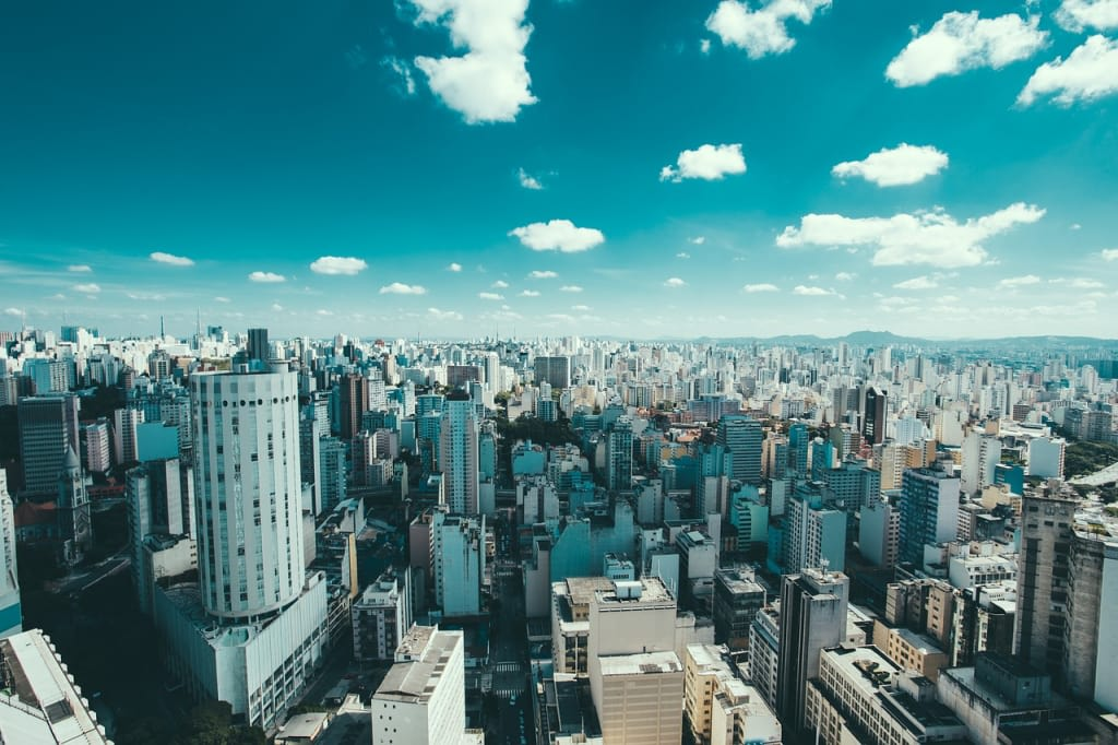 Sao Paulo, Brazil.