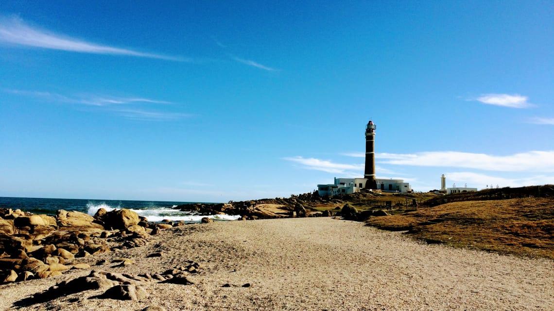 Farol em Cabo Polonio, Uruguai