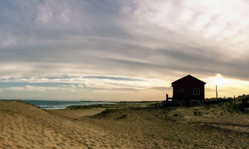 Praia de Punta del Diablo, Uruguai