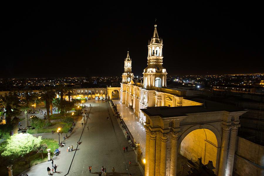 Centro histórico de Arequipa