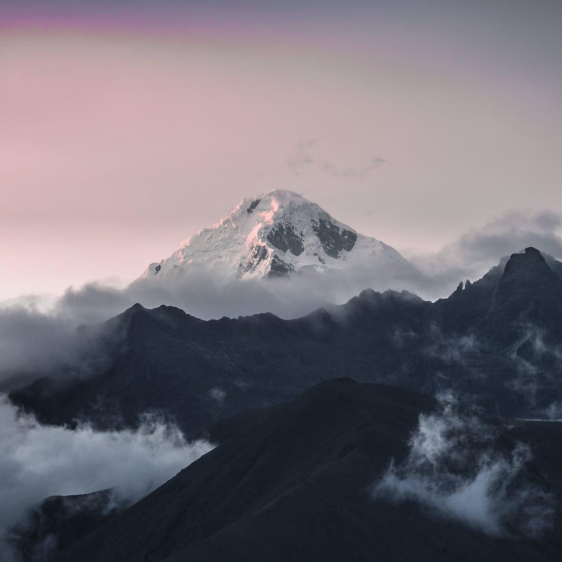 Nem imaginava que era possível ver lugares como esse na América do Sul, Mount Veronica - Peru