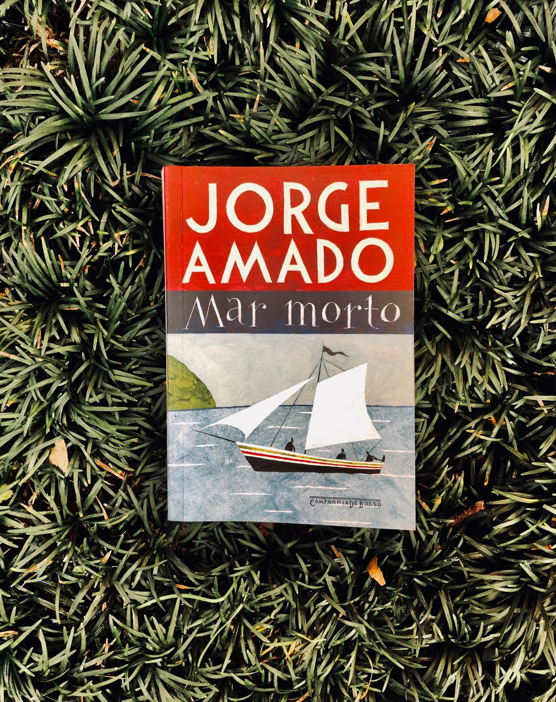 mar morto, jorge amado