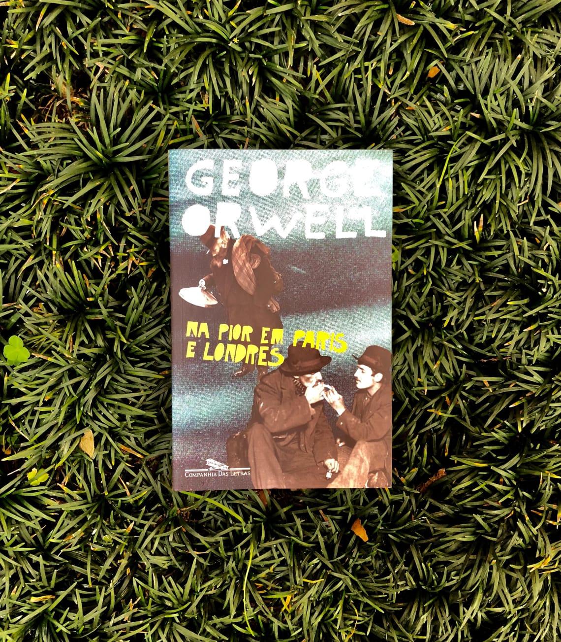 Na pior em paris e londres,George Orwell