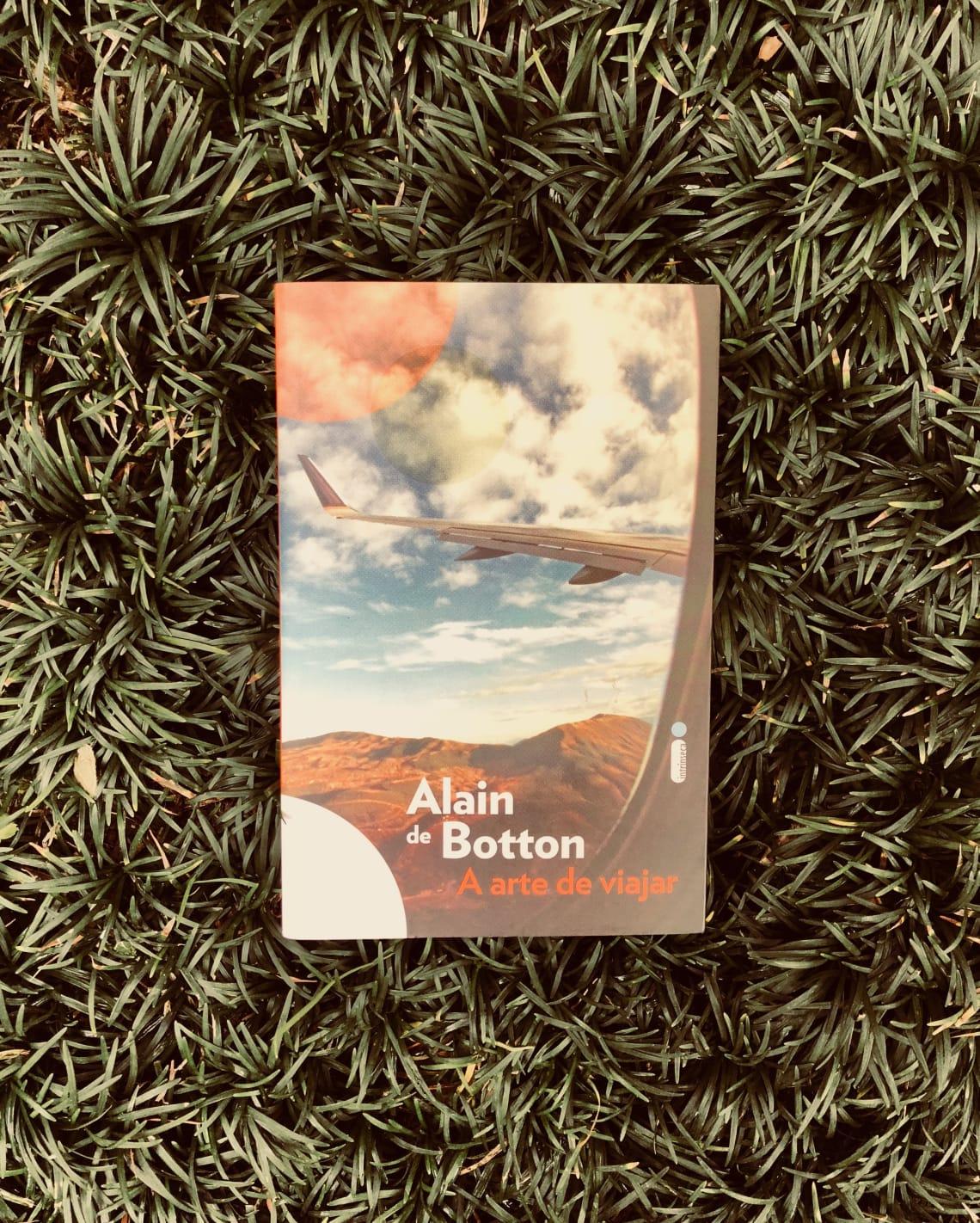 a arte de viajar,Alain de Botton