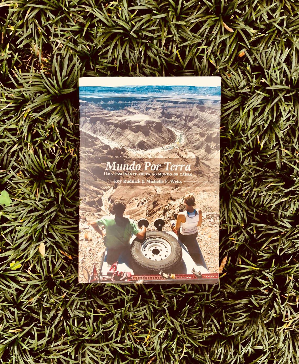 livro Mundo por terra