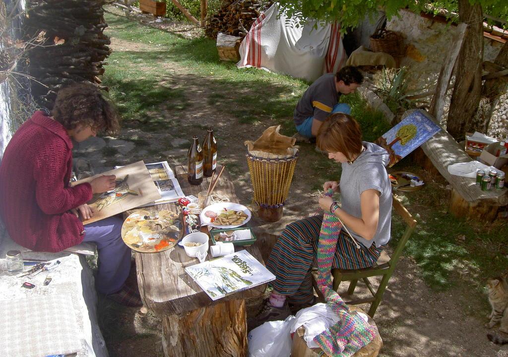 Projeto ecológico na Espanha