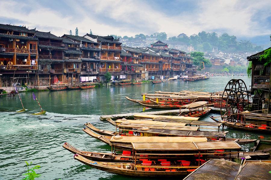 Hunan, cidade no continente asiático
