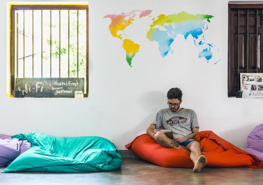 Voluntário no continente asiático