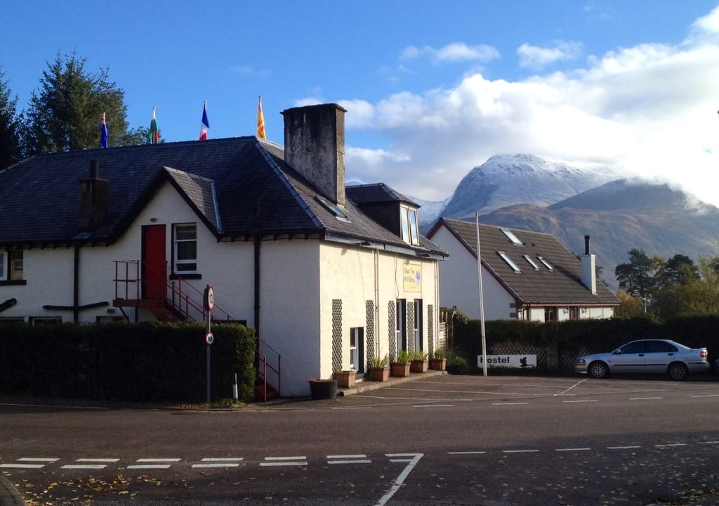Hostel na Europa: Chase The Wild Goose, em Fort William.