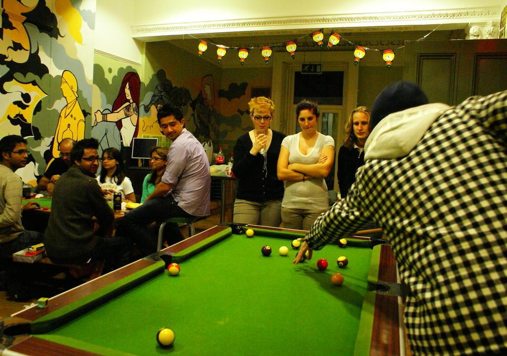 Hostel na Europa: Global Village, em Belfast.