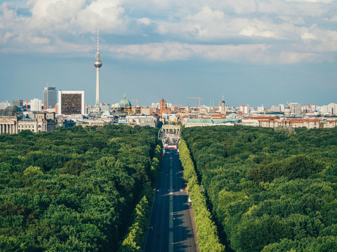 Things to do in Berlin: Tiergarten