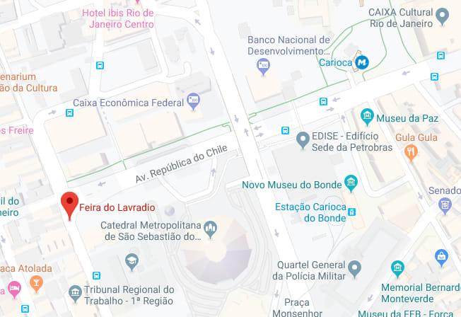 Mercados de rua do Rio de Janeiro: Feira do Lavradio