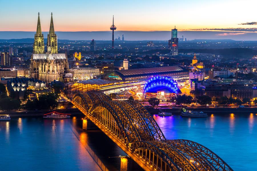 Viajar para a Alemanha:Köln