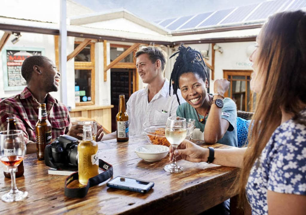 Volunteer as a bartender at The Backpack Hostel, Cape Town, South Africa