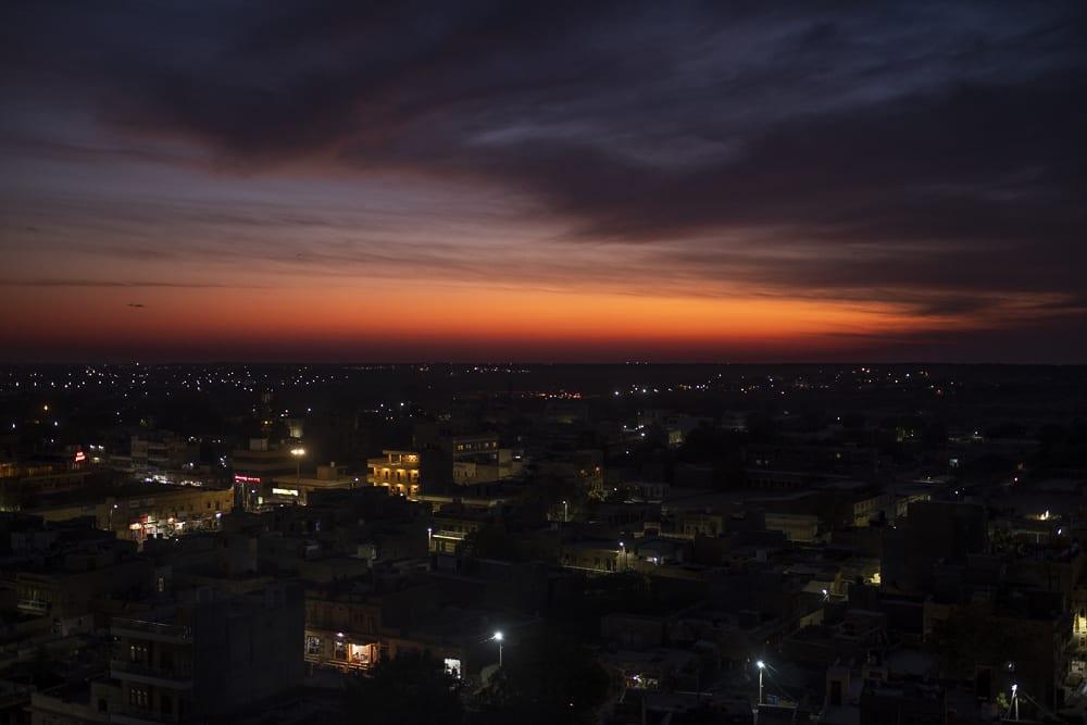 10 Cosas para hacer en Jaisalmer, India - Sunset point - Worldpackers