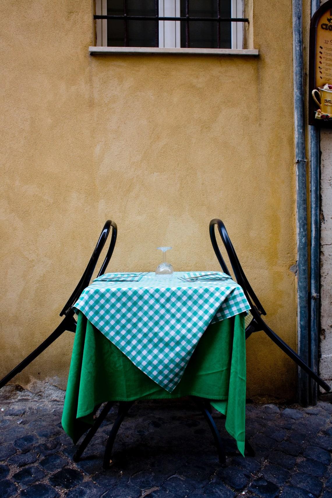 Local Café, Rome, Italy