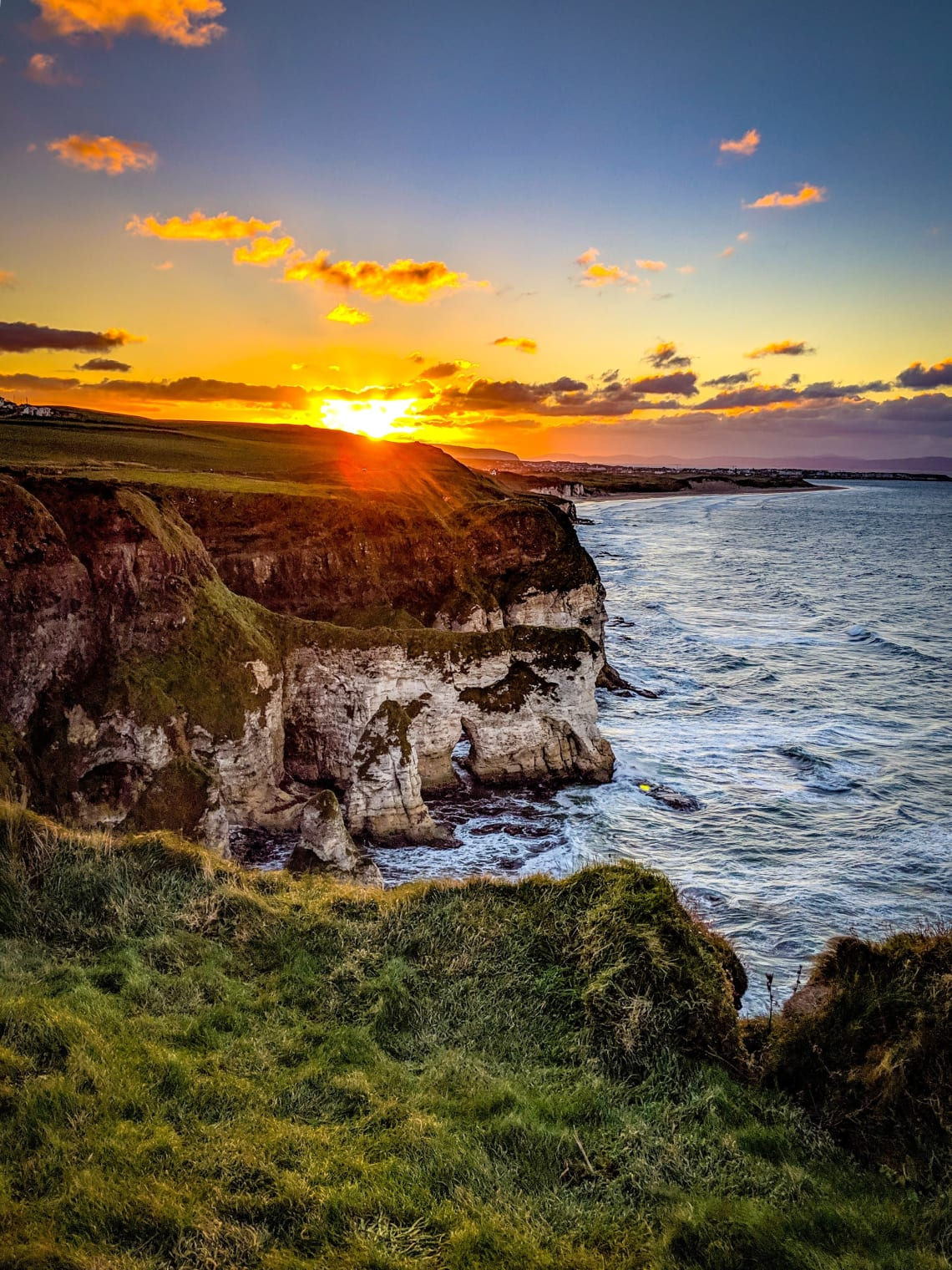 Coast of Portrush, Northern Ireland