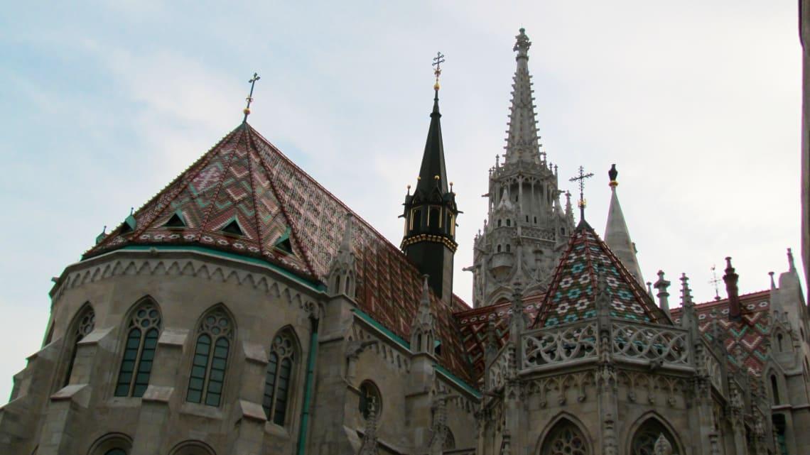 16 lugares maravillosos que no te puedes perder en Budapest - Worldpackers - catedral de Buda