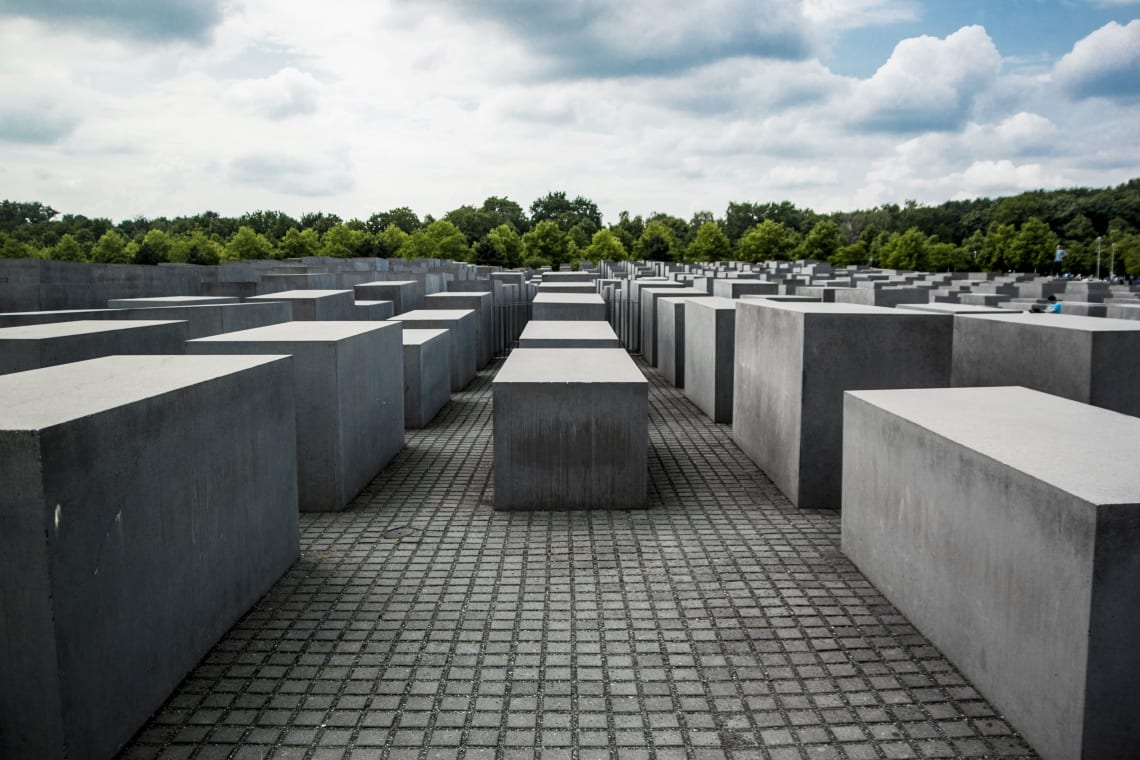 Things to do in Berlin: Holocaust Memorial