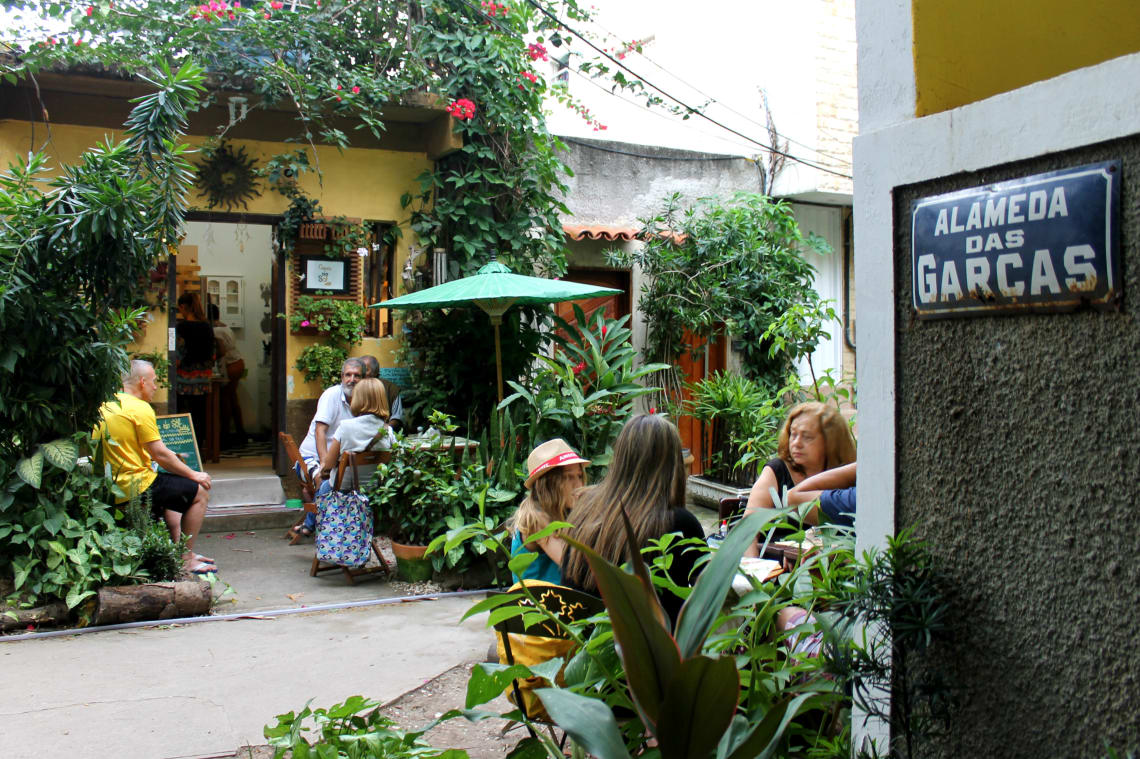 Passeios gratuitos no Rio de Janeiro: Ilha da Gigóia