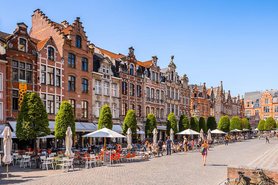 Tudo sobre a Bélgica: Leuven é uma ótima cidade para aproveitar os bares e a vida noturna