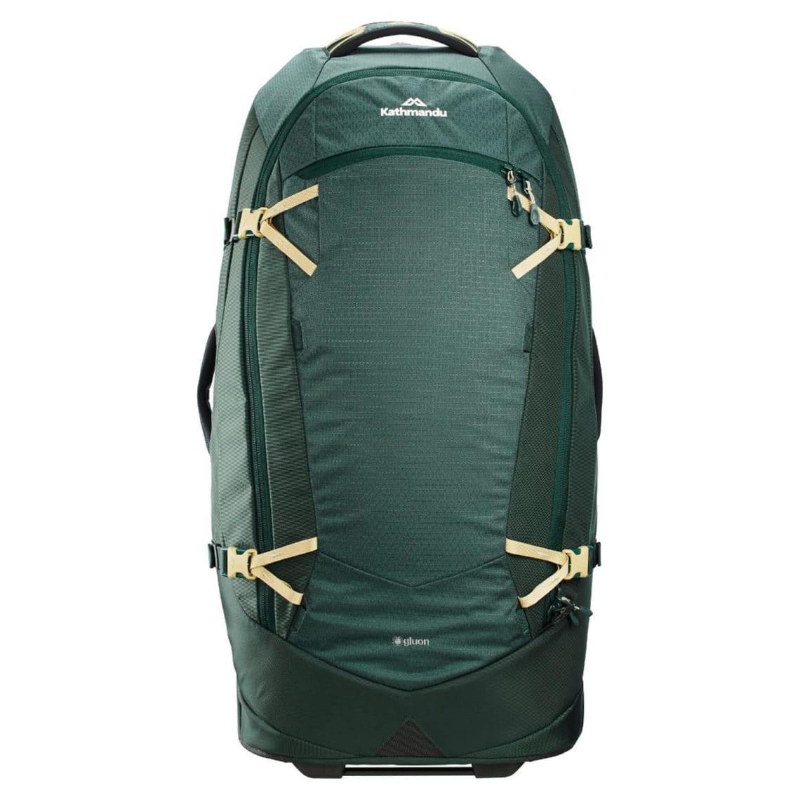 Cómo elegir una mochila de viaje - Worldpackers - mochila kathmandu con rueditas