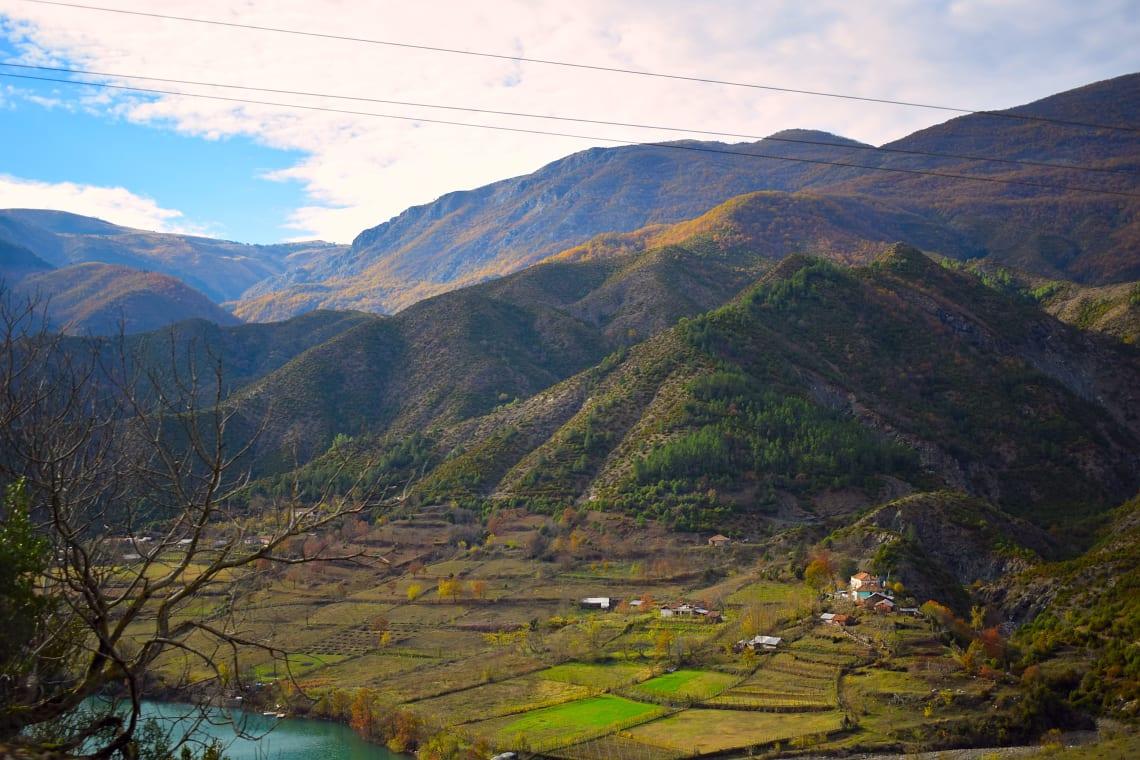 Countryside, Albania
