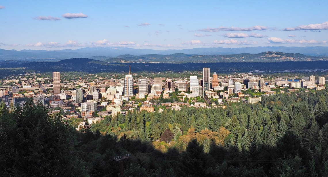 US City Guides: Portland, Oregon