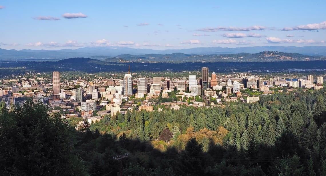US City Guides: Portland, Oregon