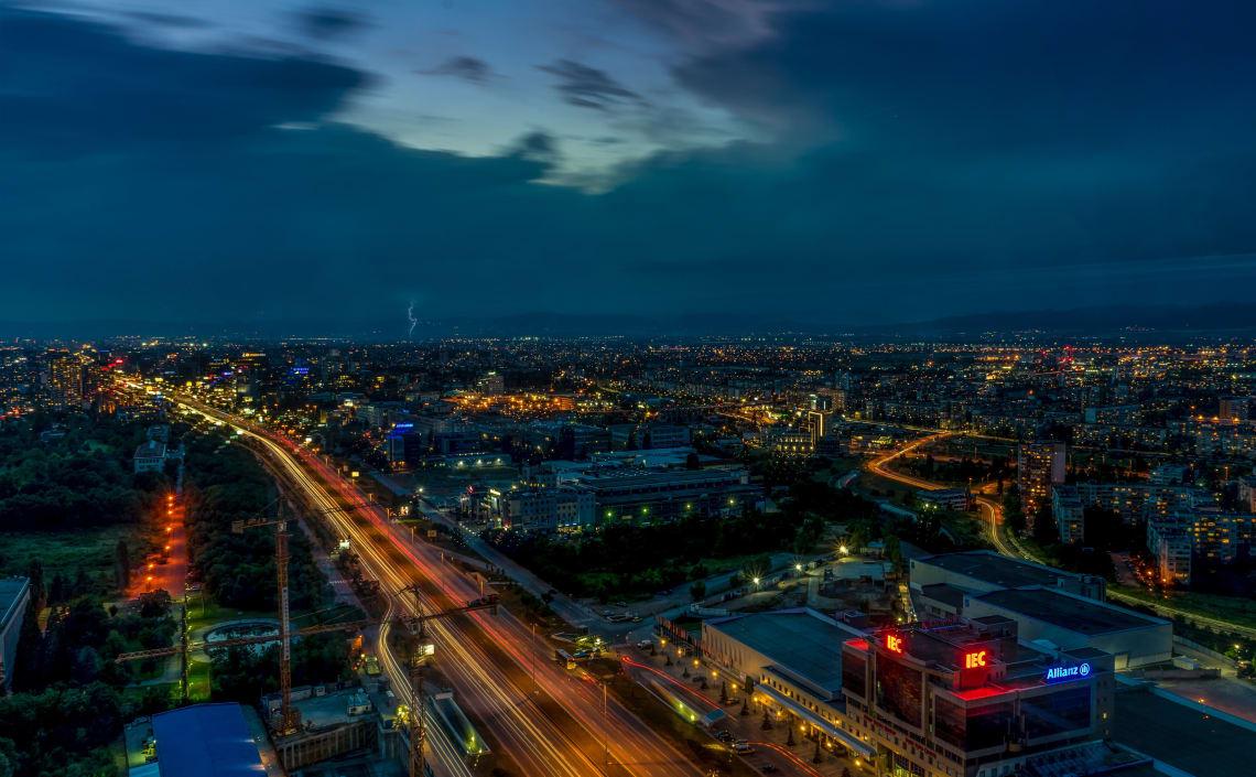 Cidades baratas para viajar na Europa: Sofia.
