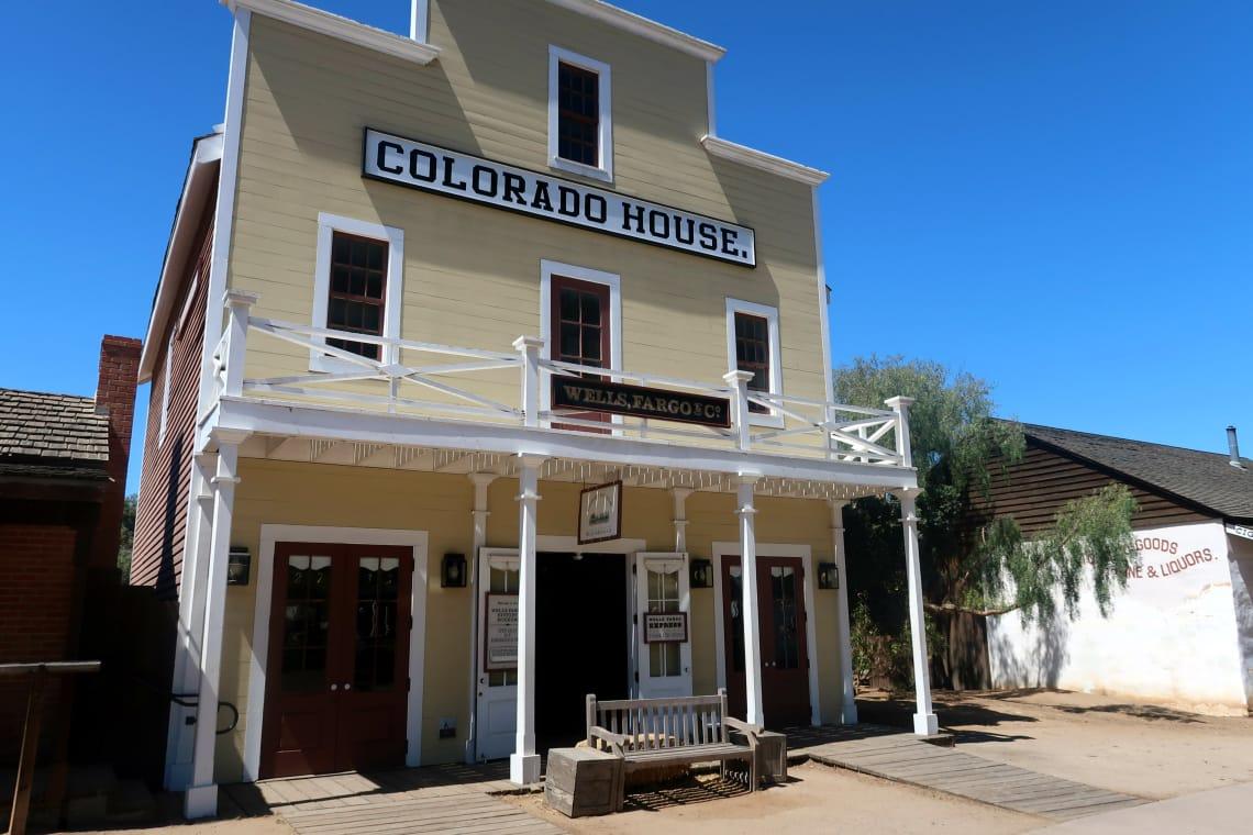 Onde ficar em San Diego: Old Town