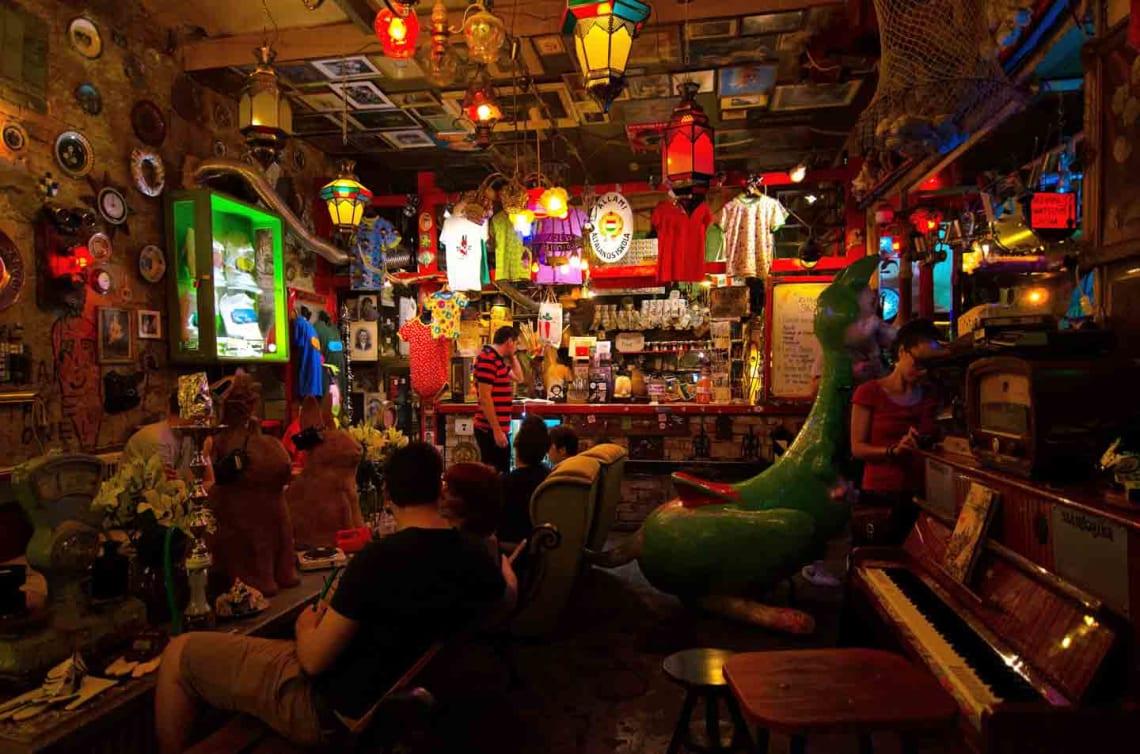 mejor bar en budapest