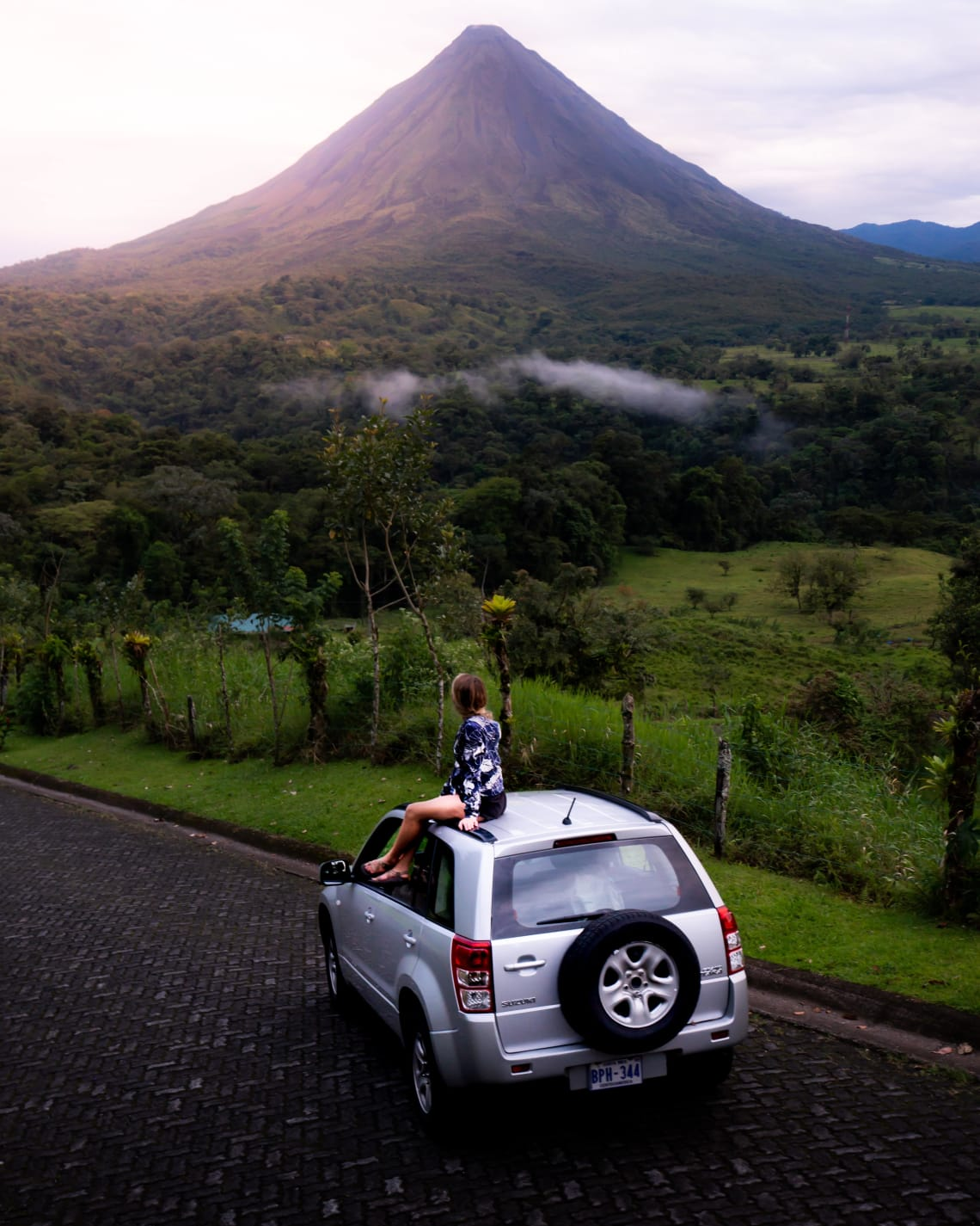 Best places to visit in Costa Rica: Arenal Volcano