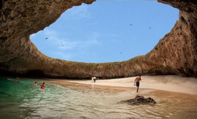 Viagem para o México: Ilhas Marietas