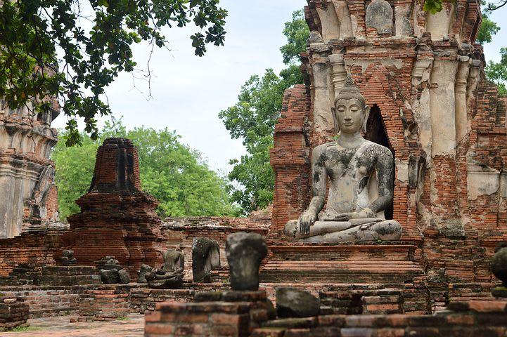 La guía completa para viajar a Bangkok - Worldpackers - templo ayutthaya bangkok