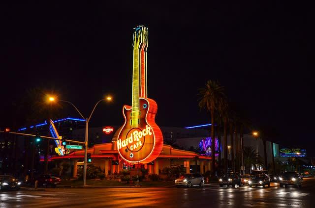 Hard Rock Café de Las Vegas