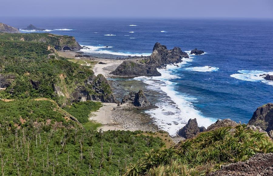 Taiwan possui diversas ilhas paradisíacas