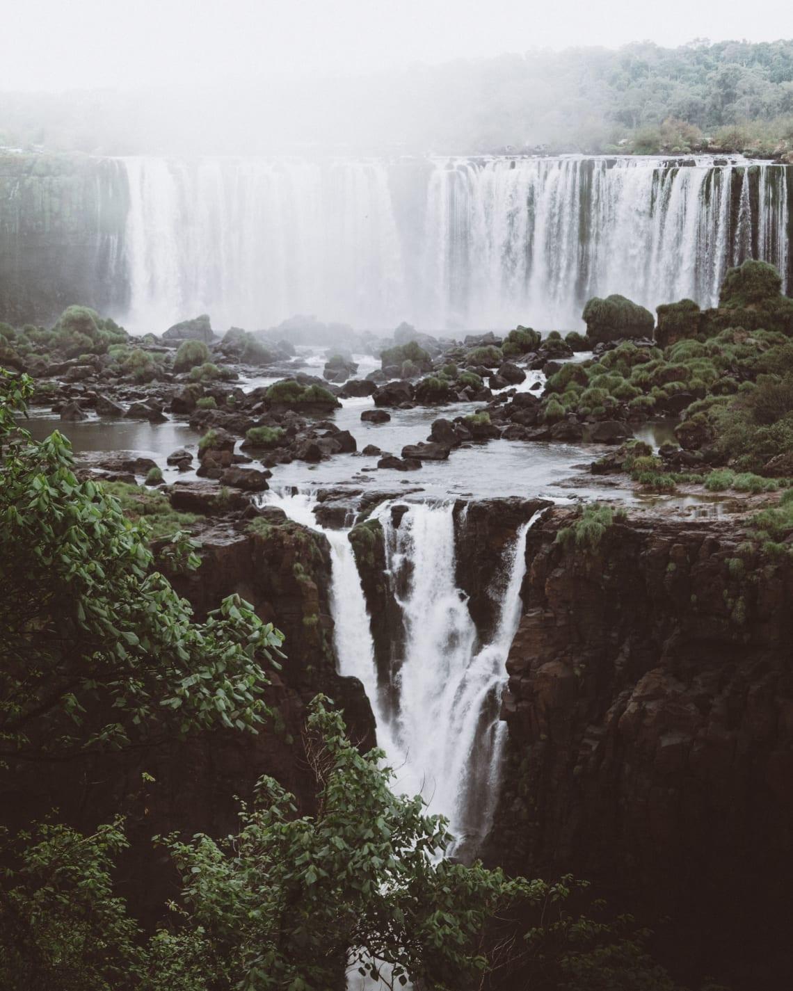 Waterfall, Paraguay