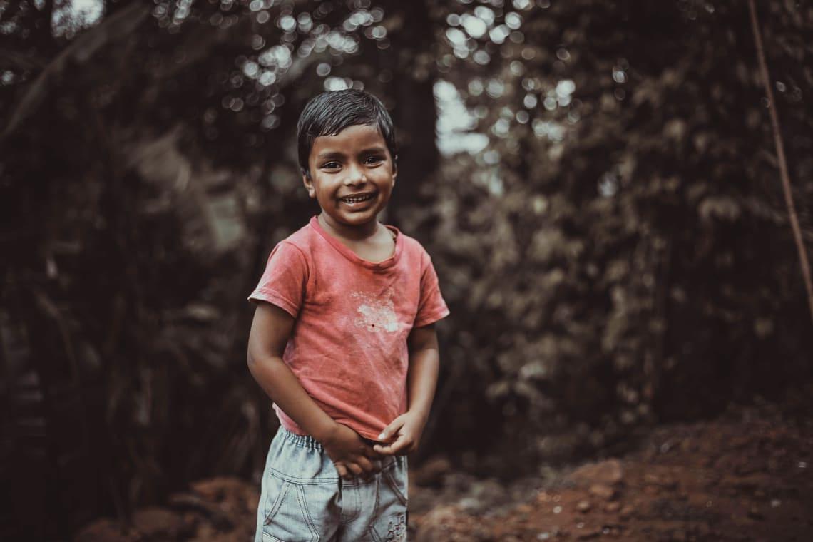 Beautiful child, Rajasthan, India