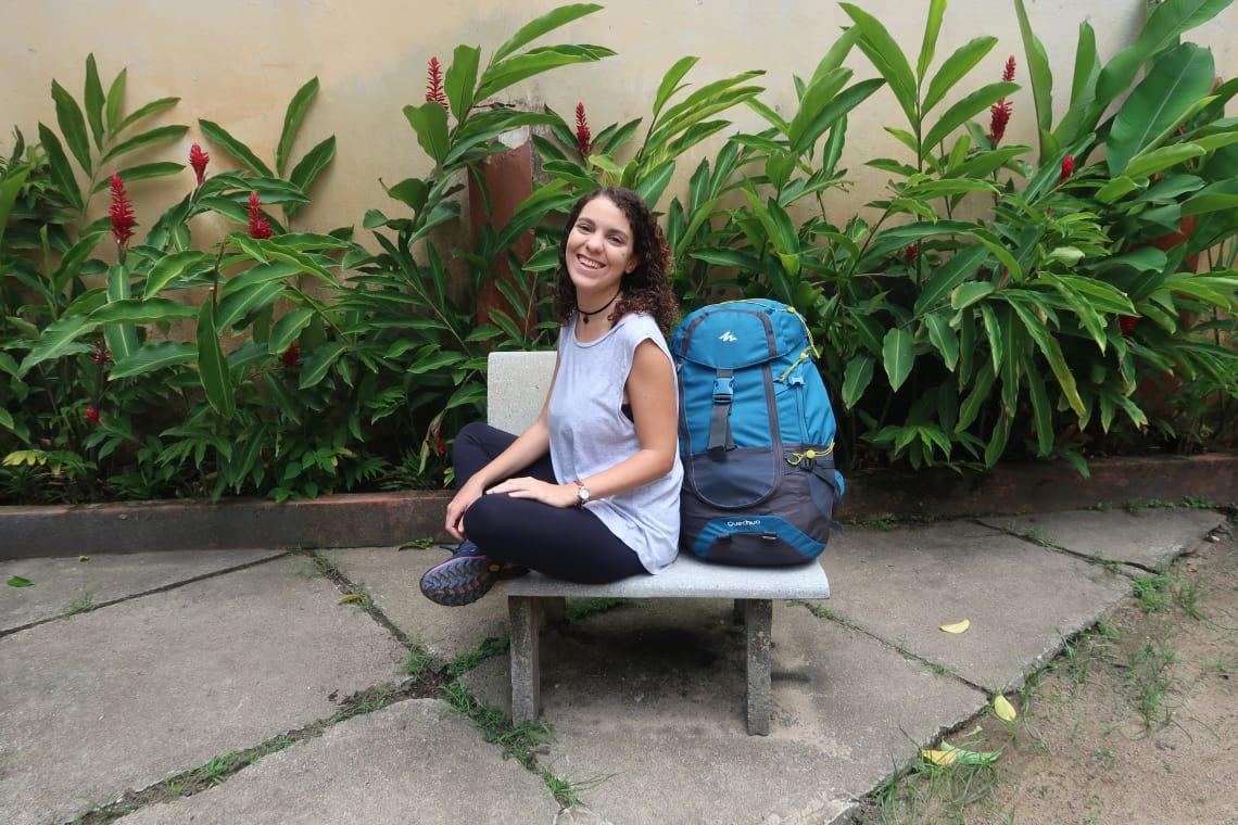 Expert Luísa quando começou sua vida de nômade digital